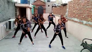 """HEERIYE DANCE"" I Race 3   Salman Khan, Jacqueline   Aadhar performing dance and arts"