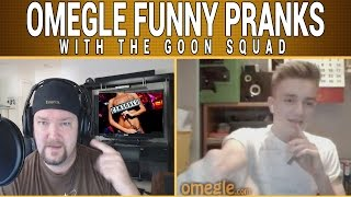 CAUGHT WATCHING PORN ON OMEGLE PRANK - HILARIOUS AND AWKWARD REACTIONS!