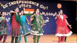 15 August 2012 Dance Divya Sharma & Group