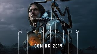 Death Stranding PS4 Exclusive Leaves Sony First Party Studios 'Completely Blown Away'; Coming 2019