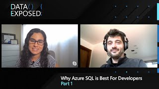 Why Azure SQL is Best For Developers (Part 1) | Data Exposed