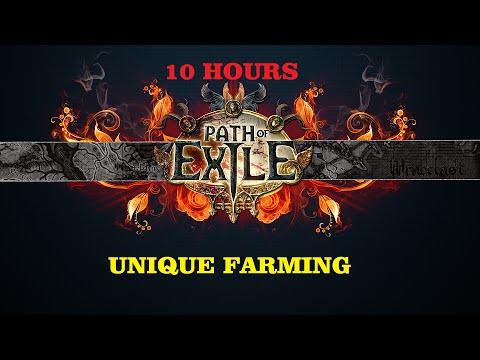 Path Of Exile - Triple Unique Farming