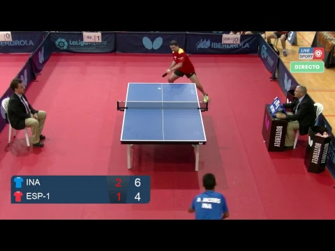 Para Table Tennis Spanish Open F40 - Day 4 -- Table 10