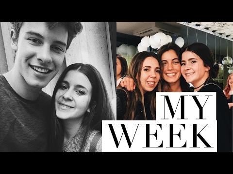 CRAZY WEEK, Shawn Mendes 😍, Eventos..   Pilar Noc