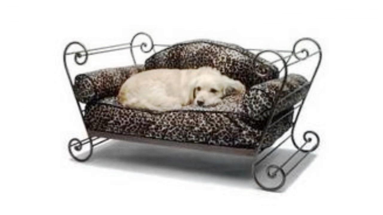 Wrought Iron Dog Bed Precious Pets Paradise