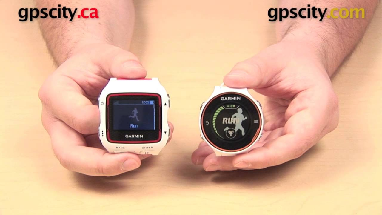 Garmin Forerunner 920XT: Physical Comparison with ...