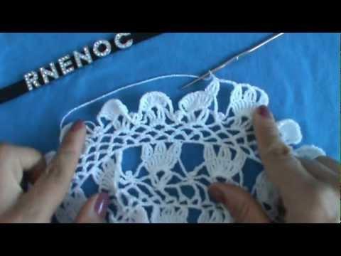 Salida De Alberca Y O Playa Tejido A Crochet Paso A Paso