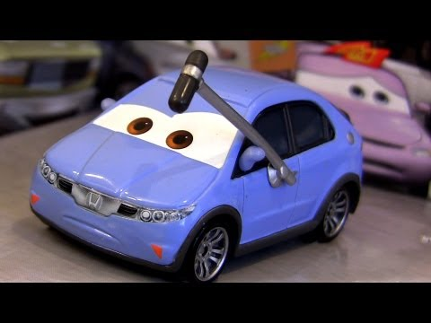 What Rhymes With Car >> Cars 2 Nick Cartone #46 Diecast 2013 Mattel Disney Pixar ...