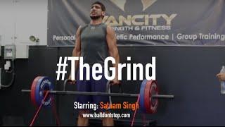 #TheGrind | Satnam Singh | From Punjab To The NBA