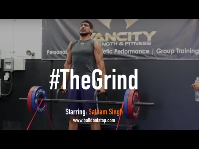 #TheGrind | Satnam Singh | From Punjab To The NBA