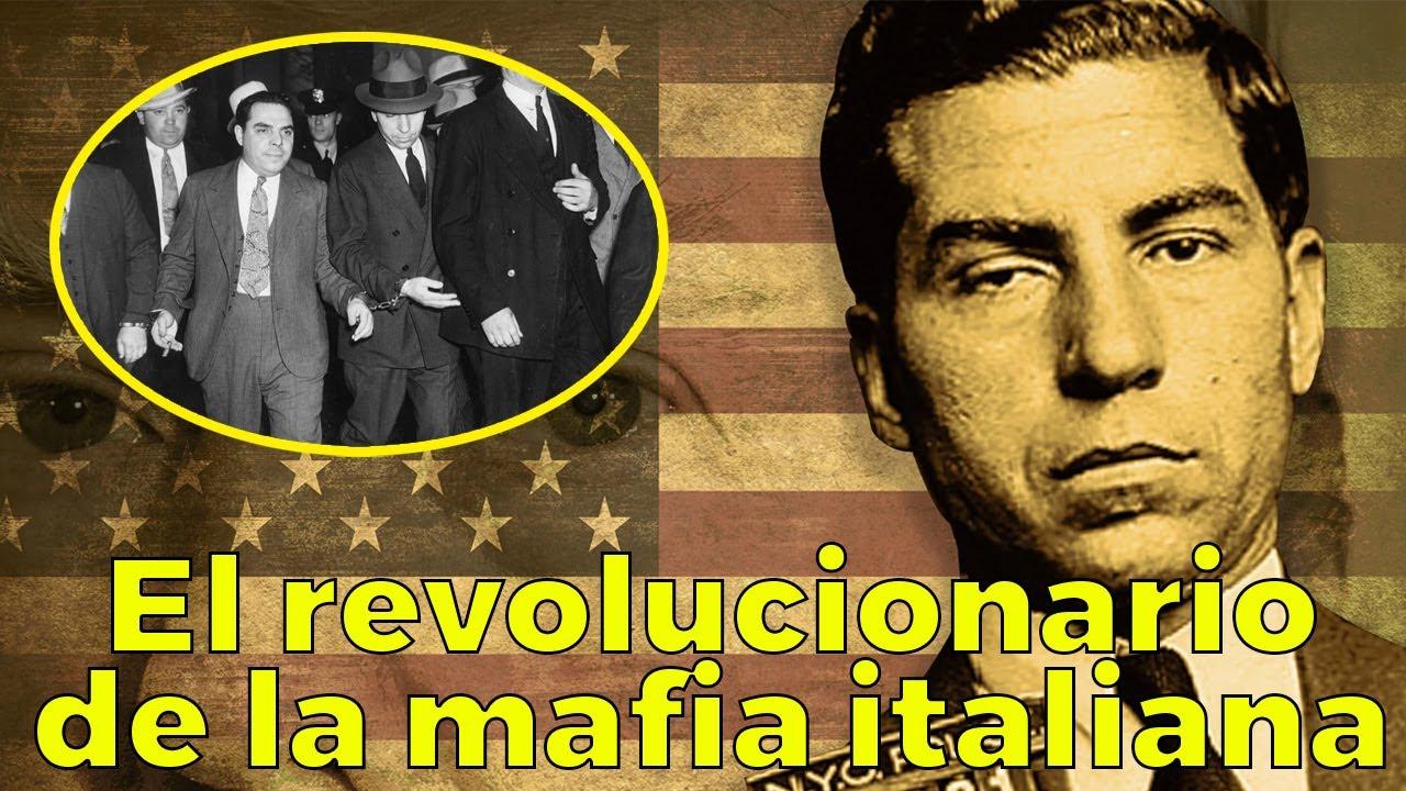 Lucky Luciano: el Elon Musk de la Mafia y su misterioso final
