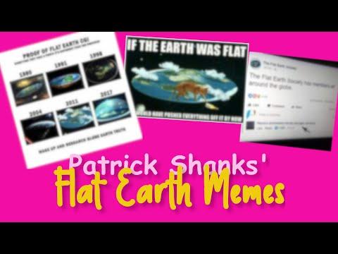 Patrick Shank's Flat Earth Memes debunked! thumbnail