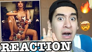 Camila Cabello - Camila | ALBUM REACTION