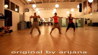JUMPING- soca from mm 44- zumba fitness choreography