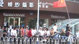 Riots in Urumqi