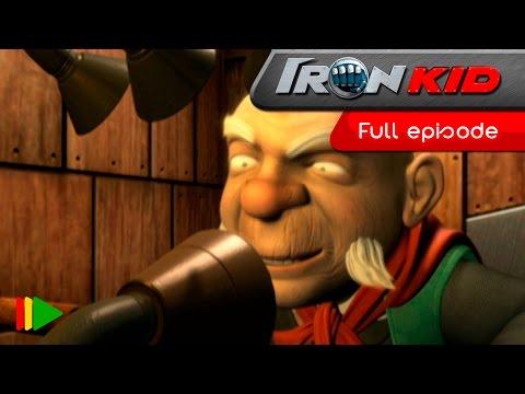 Iron Kid (English) - 12 - The Eighteen Woodenmen