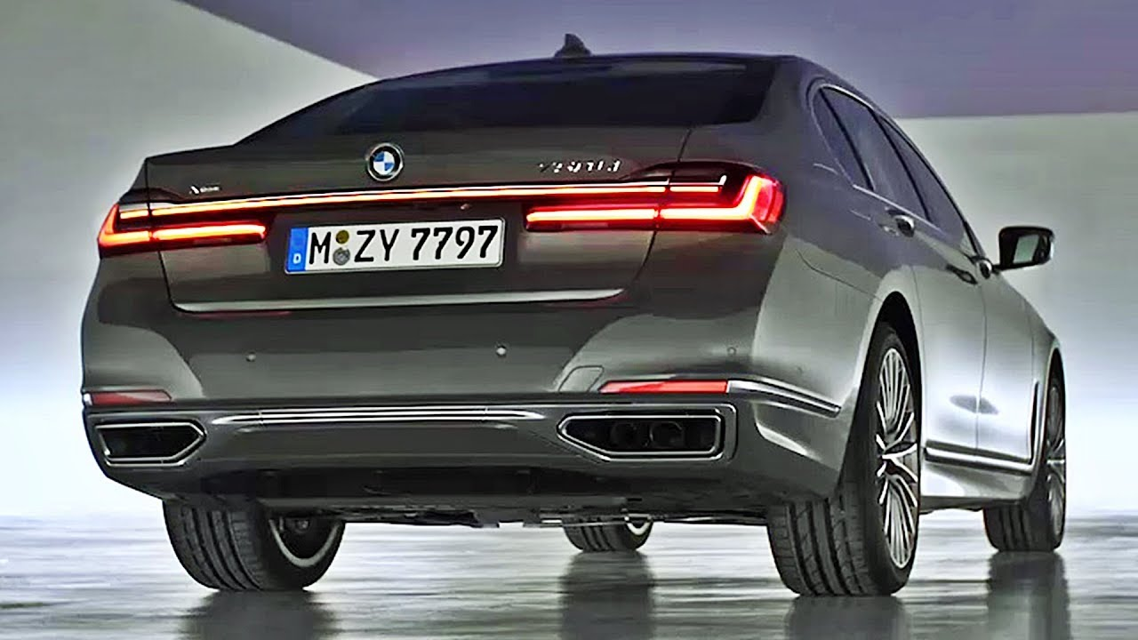 2020 Bmw 7 Series Flagship Luxury Sedan Youtube