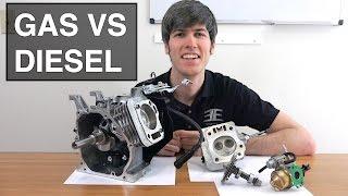 Gasoline Vs Diesel - 4 Major Differences