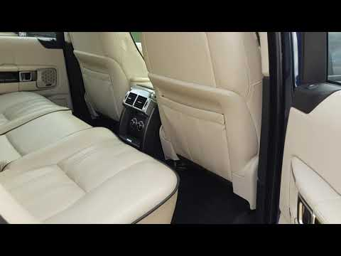 Land Rover Range Rover Vogue 4.4L TDV8 2012 Review