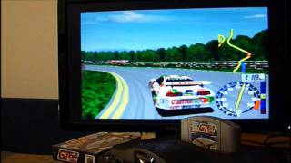 Improvised Review: GT64: Championship Edition for Nintendo 64 (1998)