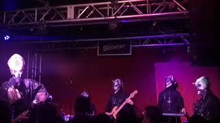 Ritual - Ghost A.D. (Ghost tribute band) Slidebar