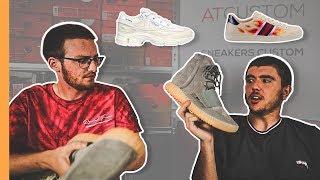 LES SNEAKERS DE LUXE (Gucci, Valentino, Raf Simons, Yeezy...) | Sneaker Talk #4