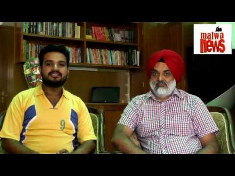 dr rajinderpal singh brar interview about wishav punjabi conference 2017 at torronto