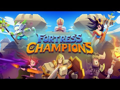 Fortress of Champions (By Magic Fuel Games Inc) - iOS - Gameplay