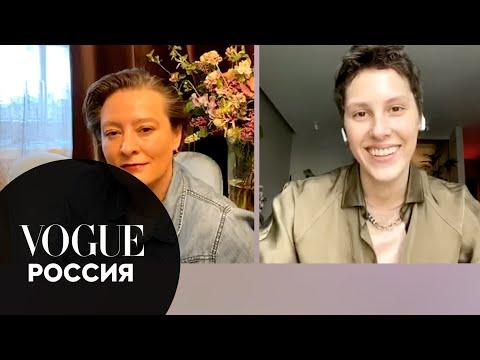 Ирина Горбачева об отношениях на расстоянии, уходе из театра и новом сериале «Чики» | Vogue Россия