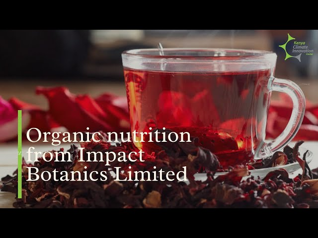 Impact Botanics is creating nutritional organic products while supporting Kenyan farmers