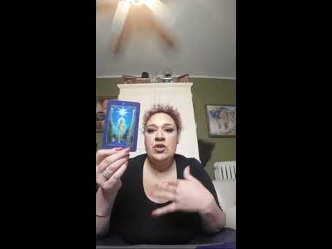 Celebrity Tarot Reading Jennifer Hudson