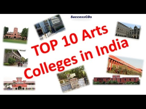 Top 10 Arts colleges in India | Best 10 B.A. Colleges