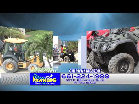 Get Cash Loans for Big Items at Pawn Big - Spanish