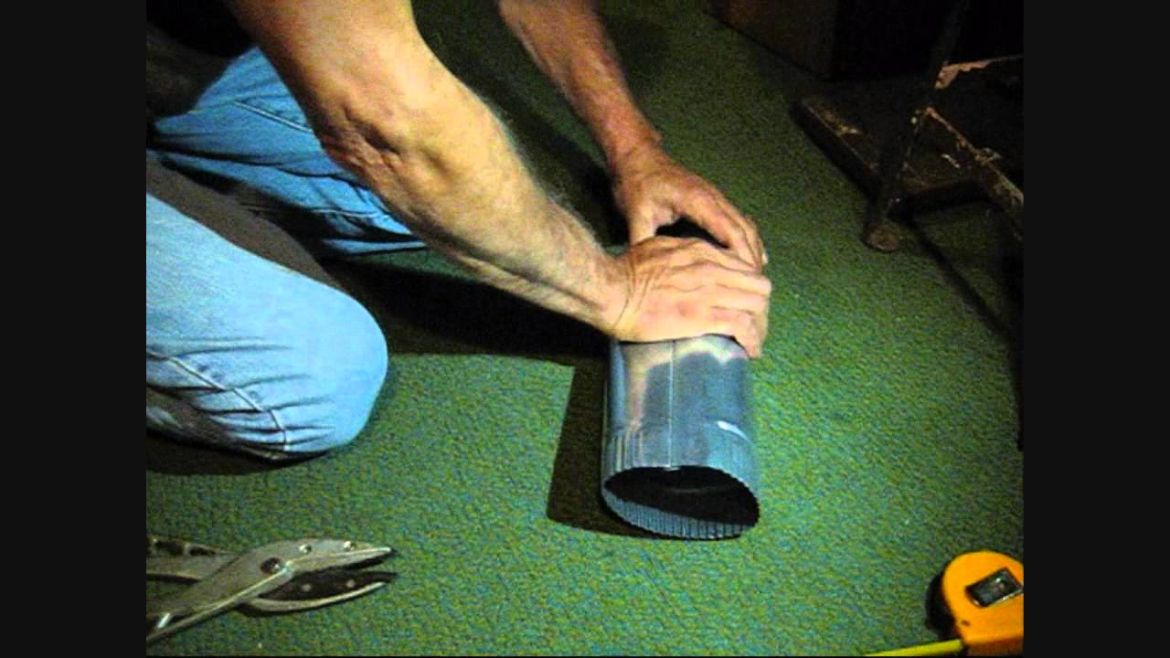How To Put Stovepipe Together Fast