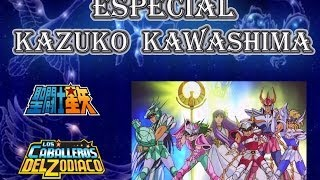 Kazuko Kawashima (recopilacion completa) - Saint Seiya OST