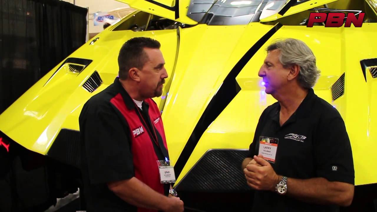 Brad Interviews Larry Goldman of Xtreme Powerboats about MTI's