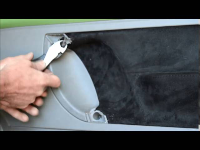 Wolfsburg Tuning beetle door handles Repair Install Video