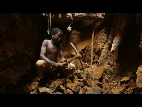 A Child's Workday In The Burkina Faso Gold Mine