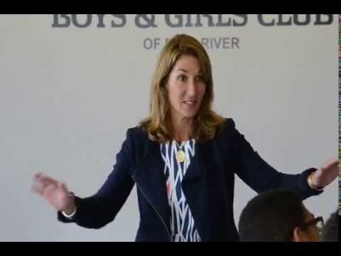 Lt Governor Karyn Polito at the Boys & Girls Club   July 14 2016
