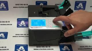 Детектор валют DoCash Cube. Автоматический с пересчетом пачки.