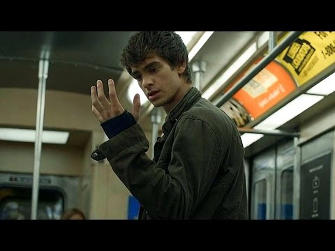 SpiderMan Subway Fight   The Amazing SpiderMan 2012 Movie  HD