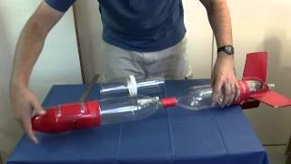 Water Rocket - Fairing tutorial