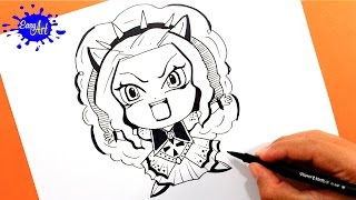My little pony - Como dibujar Adagio Dazzle - How to draw my little pony, how to Draw Adagio Dazzle