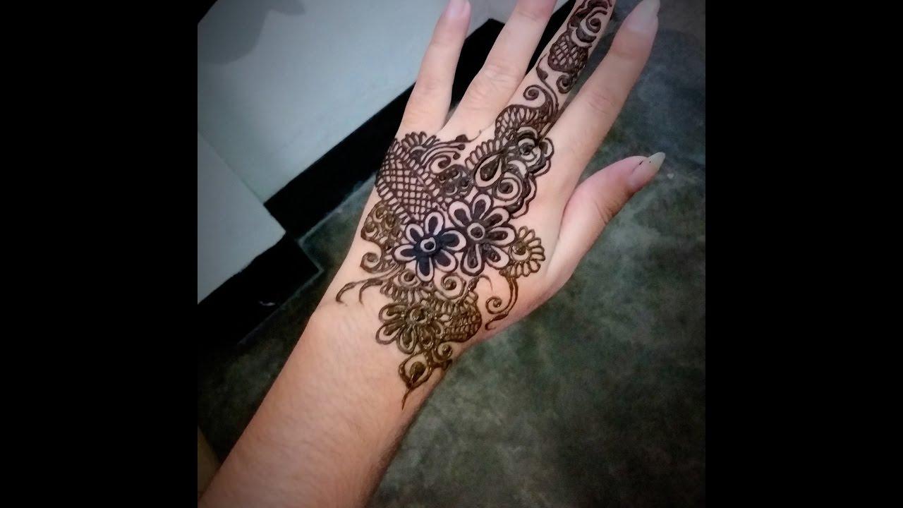 henna designs non bridal