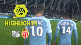 Amiens SC - AS Monaco (1-1) - Highlights - (ASC - ASM) / 2017-18