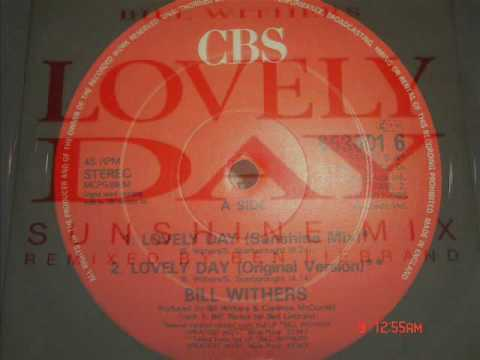 LOVELY DAY ( 88 Sunshine Mix ) remixed by BEN LIEBRAND - Bill Withers