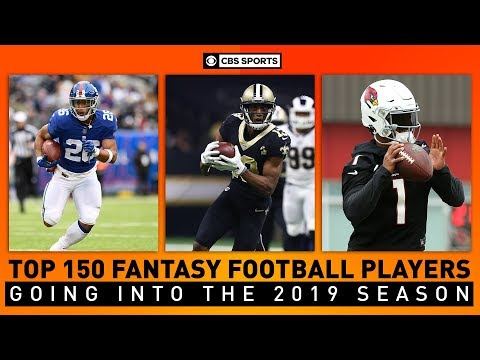 Fantasy Football Rankings Countdown: The Top-150 Players | Fantasy Football Today