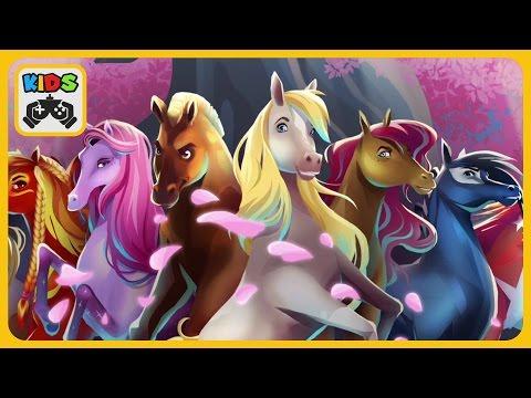 EverRun - Приключения волшебных лошадок (Лошадки Хранители) | EverRun - Legend of the Horse Guardian