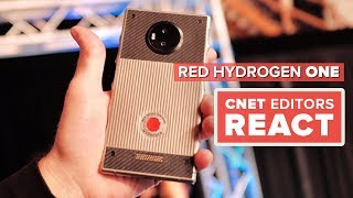 Red Hydrogen One phone: All your questions answered