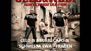 Celo & Abdi ft. Capo & Schwesta Ewa - Frauen (Instrumental)
